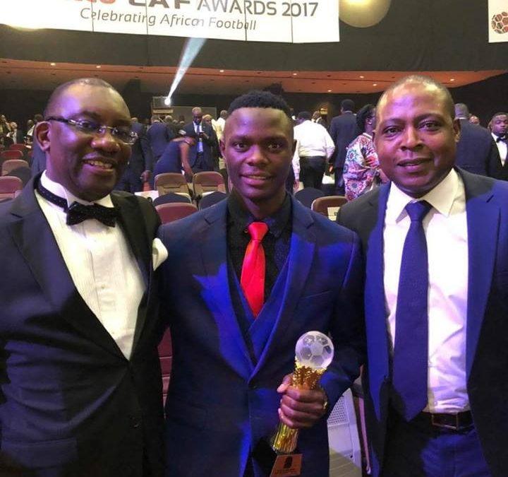 Patson Daka is good for sport's diplomacy, says Mukwita