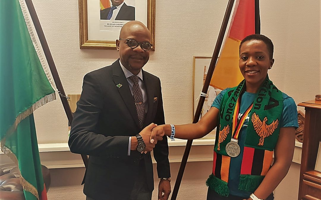 Sport's diplomacy good for Zambia