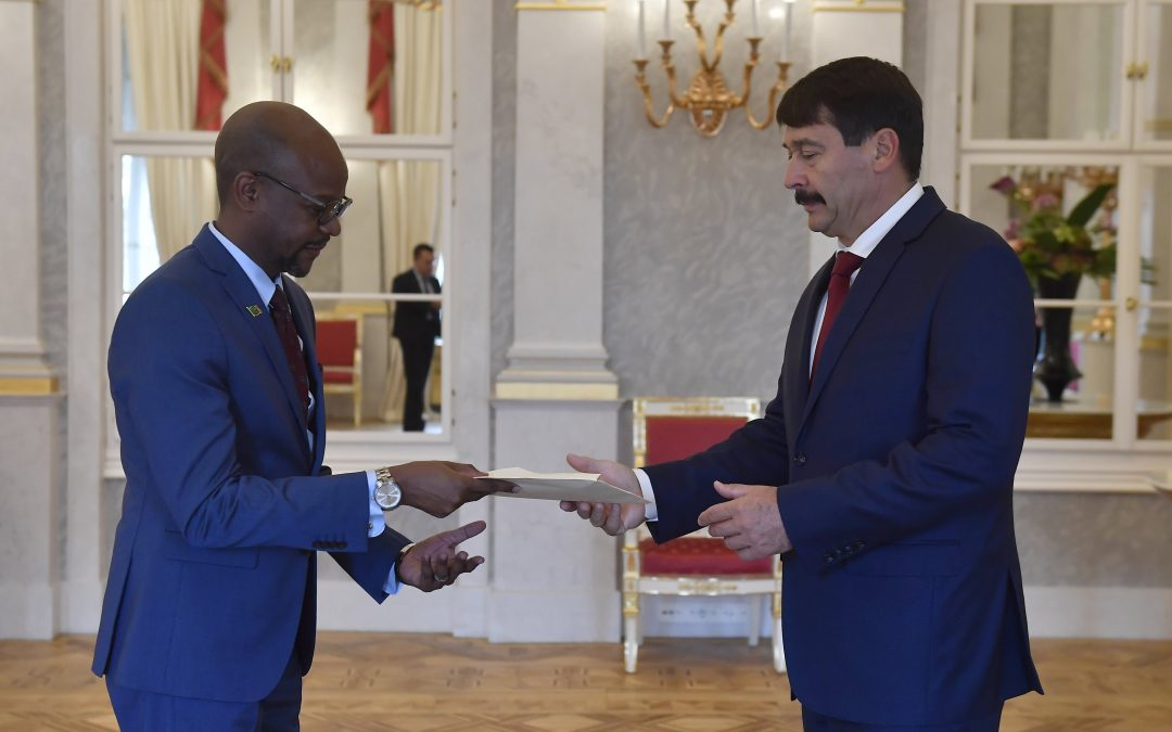 Take up the scholarship offer – Hungarian President urges Zambia