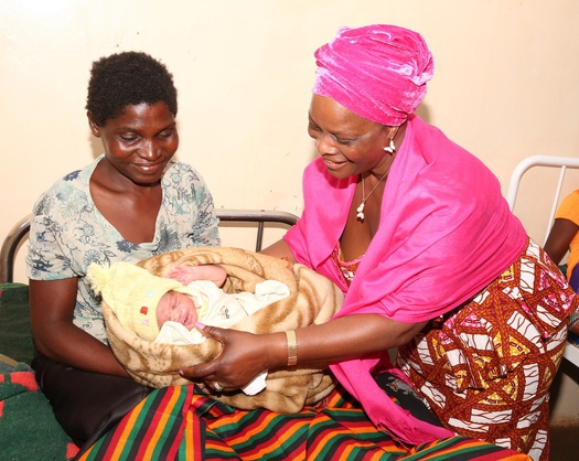 First Lady Esther Lungu good charity work