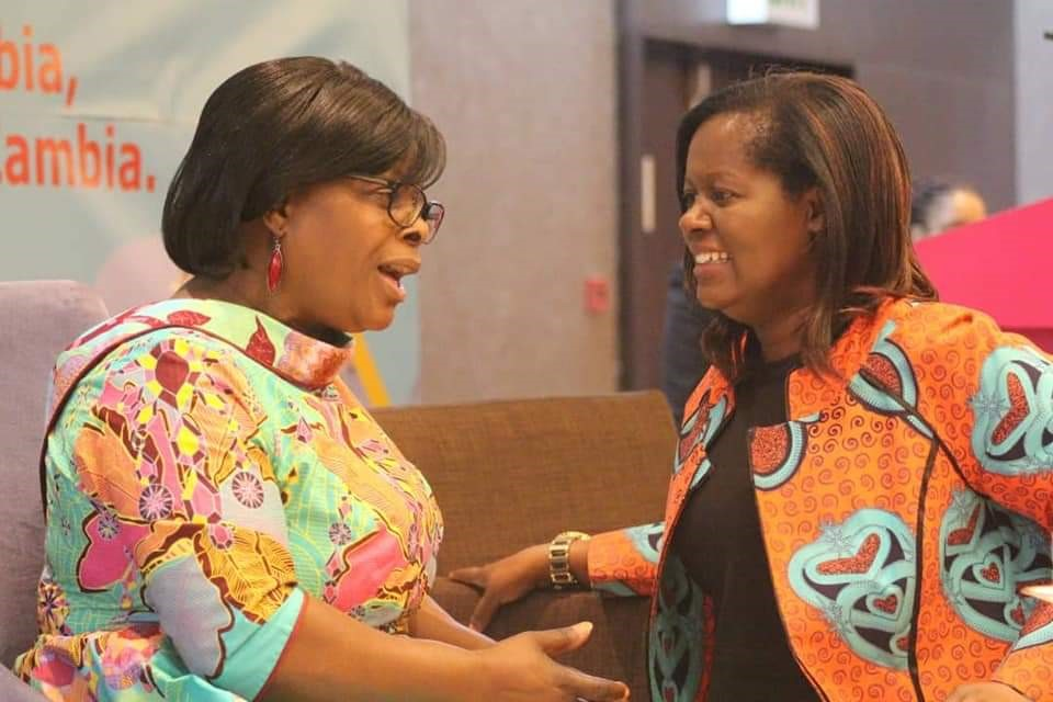 First Lady Esther Lungu nods medical equipment donation