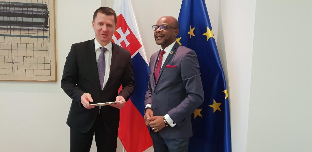 Consider investment opportunities in Zambia – Mukwita tells Slovakia