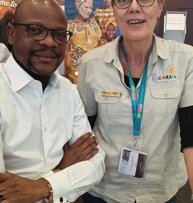 2019 Berlin tourism show a success – Mukwita
