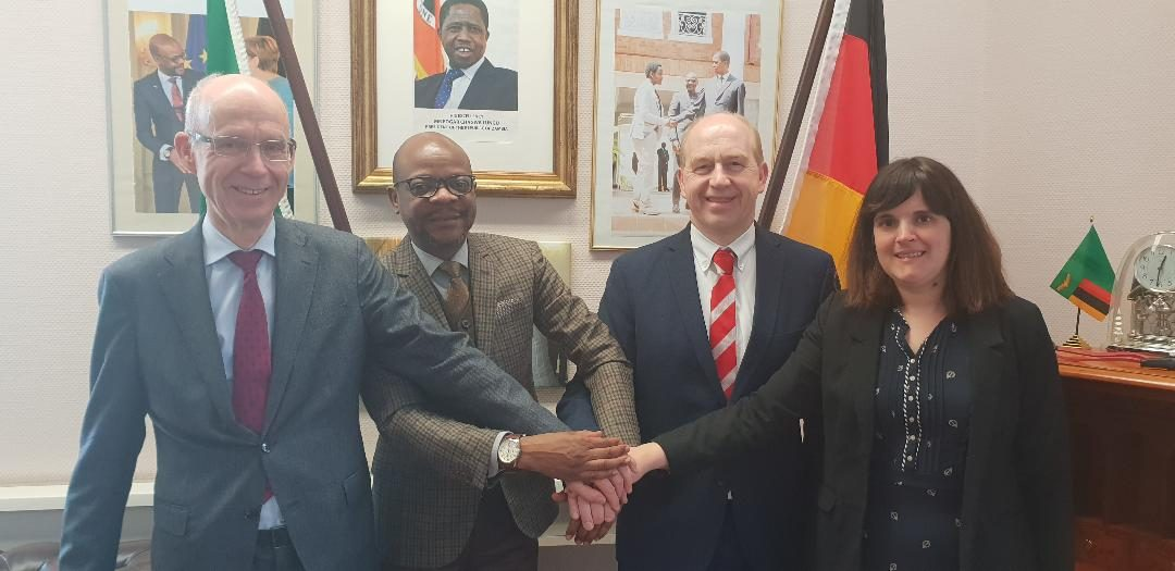 German agric business heads to Zambia