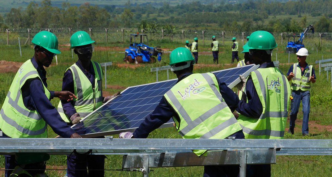 Zambia's 150-megawatt clean energy boost