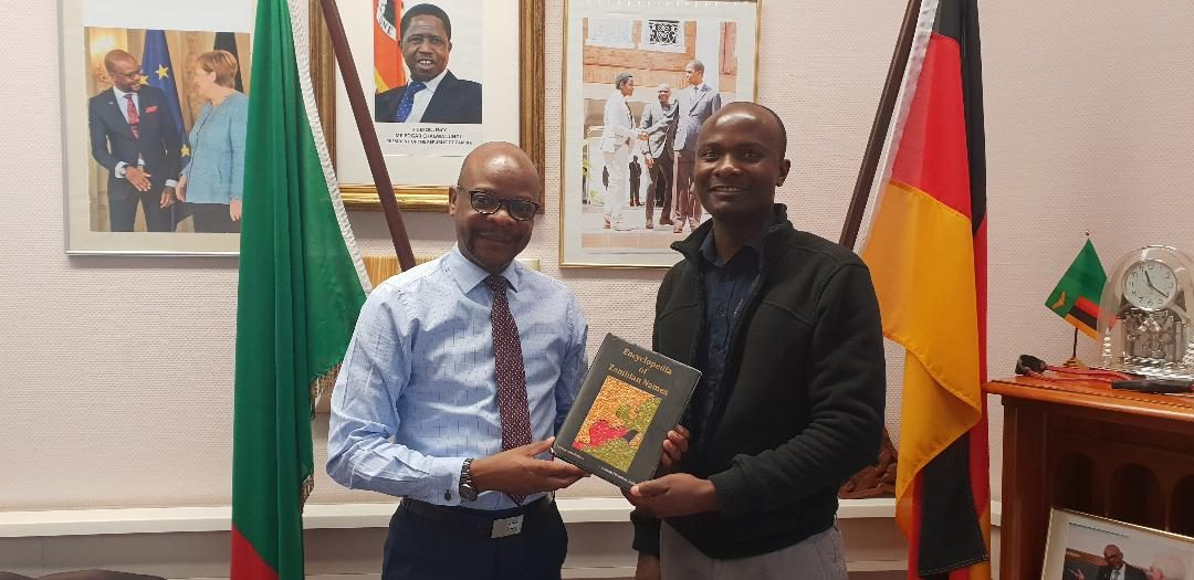 Make Zambia's narrative positive – Ambassador Mukwita prods publishers
