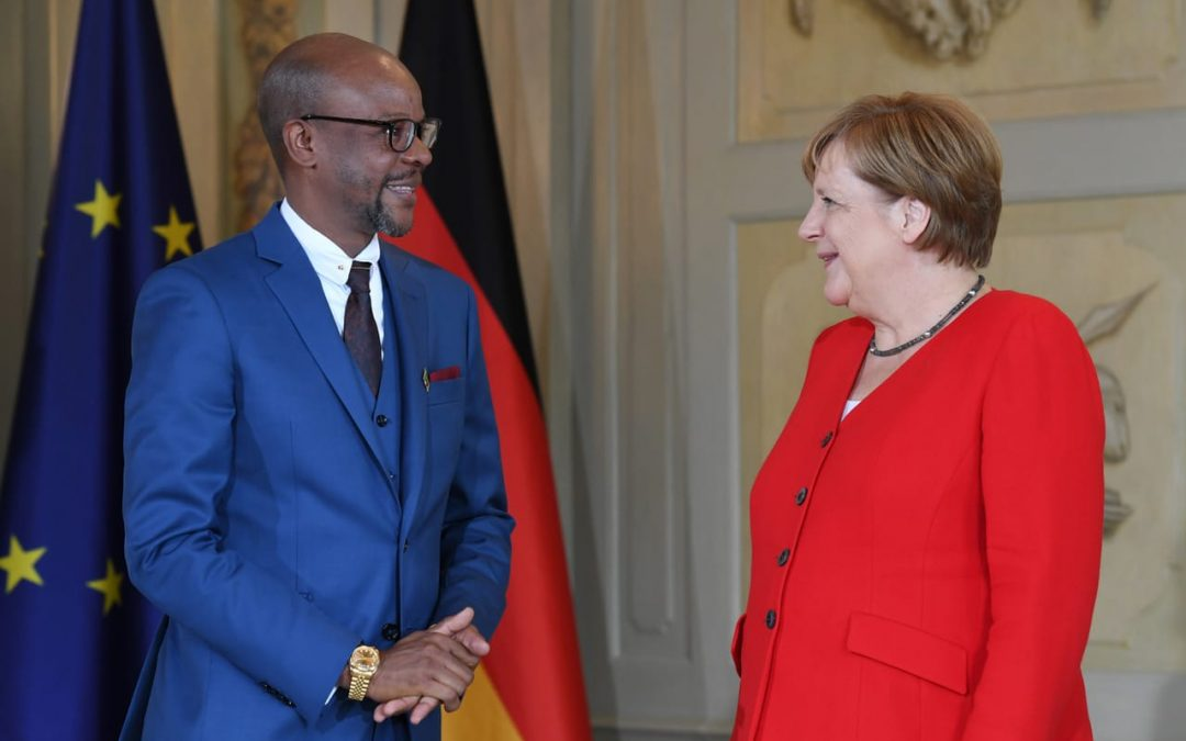 German Chancellor Angela Merkel ready to host President Edgar Lungu