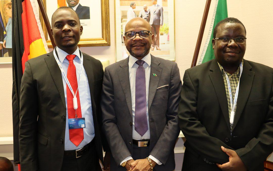 Zambian law maker lauds Berlin internet indaba