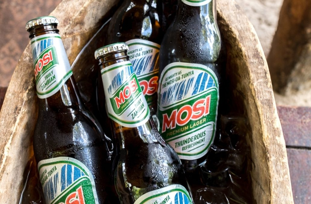 Zambia Breweries beer tourism boost