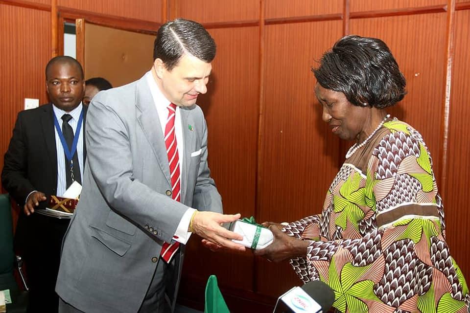 Open embassy in Zambia to enhance economic diplomacy'