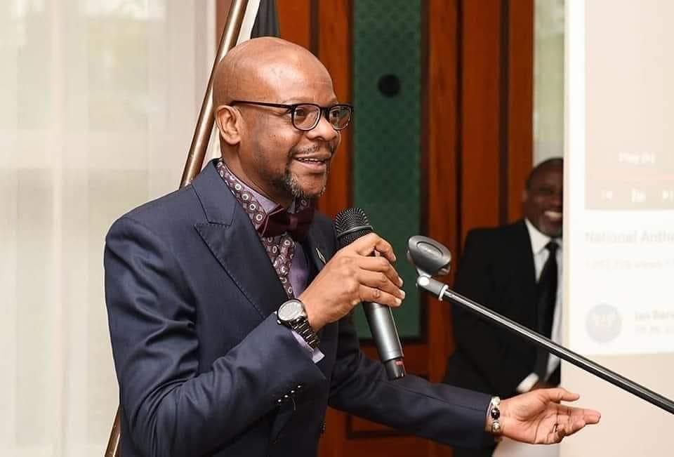 Amb. Mukwita calls for caution among Zambians