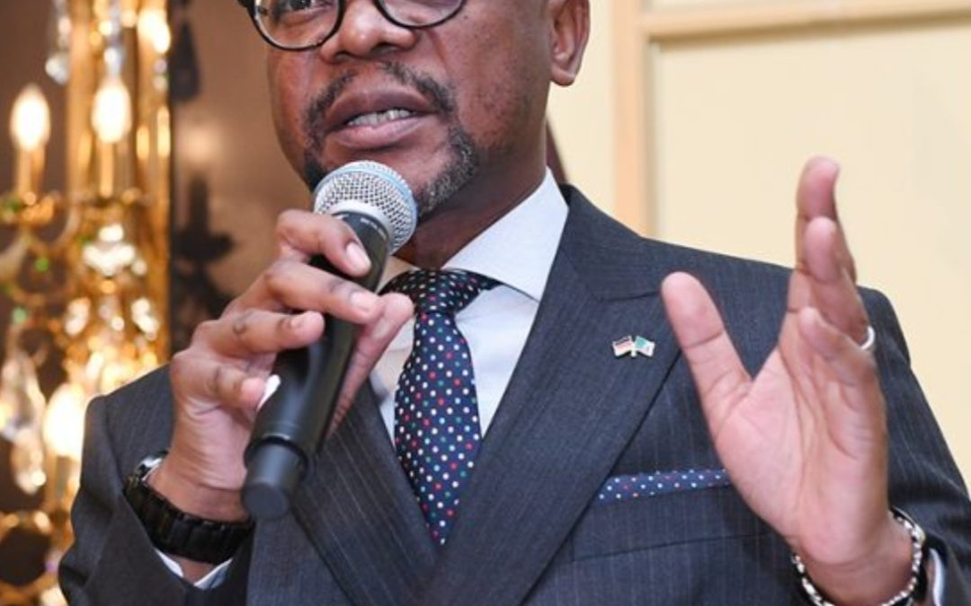 Envoy commends President Lungu