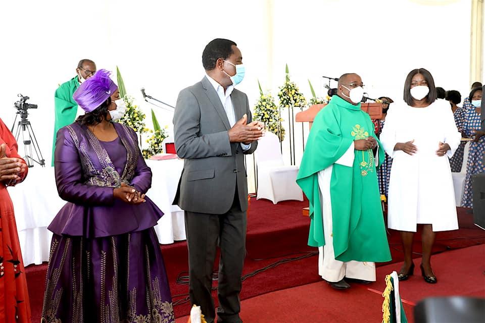 President Hichilema meets Catholic leaders