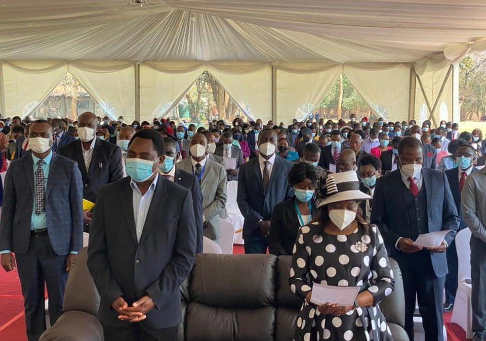President Hichilema is an Adventist